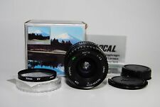 Focal 28mm F2.8 Wide Angle MC Lens for FD Mount