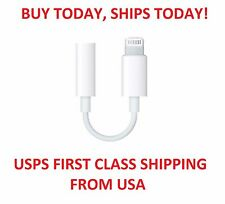 A174 Lightning to 3.5mm Headphone Jack Adapter Cable For Apple iPhone 7 Plus