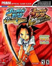 Shaman King : Master of Spirits (GBA) and Power of the Spirits (PS2) by Eric...