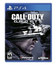 NEW Call of Duty: Ghosts  (Sony PlayStation 4, 2013) NTSC