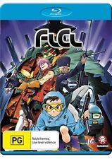 Flcl Complete Collection Blu-ray Discs Region B NEW