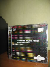TERRY LEE BROWN JUNIOR SELECTED REMIXES PART 3 CD NUOVO SIGILLATO SEALED