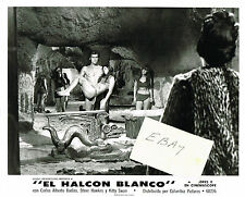 TARZAN EL HALCON BLANCO 1969 NEW! MOVIE PHOTO #3 BURROUGHS STEVE HAWKES BEEFCAK