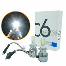 H7 72W 7600LM LED Headlight Kit Low Beam car headlights Bulbs FOG LAMP CE ROHS