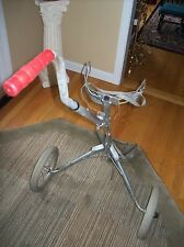 Vintage / Antique Ajay Playmate Pull Golf Cart
