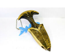 Cool Novelty Sword Shape Jet Torch Butane Cigar Cigarette Lighter Gas Refillable