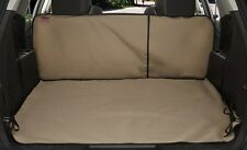 Vehicle Custom Cargo Area Liner Tan Fits 2008-2010 Porsche Cayenne S and Turbo