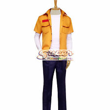 Digimon Adventure Taichi Yagami Tai Kamiya Whole Set Uniform Cosplay Costume