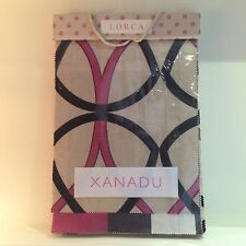 LORCA BY OSBORNE & LITTLE FABRIC SAMPLE PATTERN BOOK 'XANADU' A1 CONDITION.