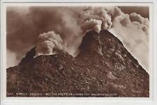 AK Napoli, Vesuvio 1933, Bocche eruttive formatesi