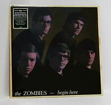 THE ZOMBIES Begin Here MONO 180-gram VINYL LP SEALED Sleeve Aged/Vintage Finish
