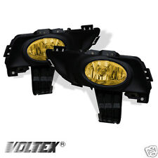 2003-2006 MAZDA 3 4DR OEM FOG LIGHTS LIGHTBAR LIGHT BAR LAMP YELLOW