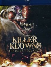 Killer Klowns From Outer Space (2012, REGION A Blu-ray