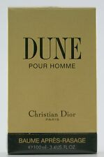 (GRUNDPREIS 129,90€/100ML) CHRISTIAN DIOR DUNE 100ML AFTER SHAVE BALM AFTERSHAVE
