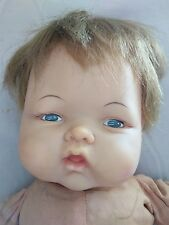 Vintage Thumbelina Doll by Ideal Toys, 1960s, Early Version