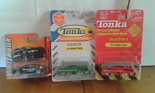 3 Diecast cars. New in blister pack