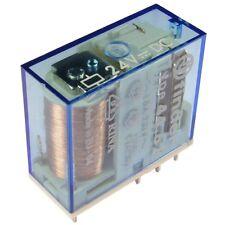 Finder 44.62.9.024.0000 Relais 24V DC 2xUM 10A 900R 250V AC Relay AgNi 854993