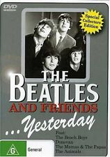 THE BEATLES AND FRIENDS ... YESTERDAY - BRAND NEW DVD - SPECIAL EDITION