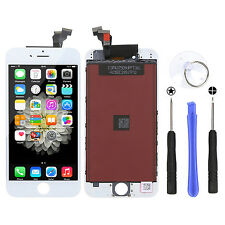 "For White iPhone 6 Plus 5.5"" Full LCD Display + Touch Screen Digitizer Replace"