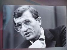 PHOTO DE PRESSE1988 FRANCOIS LEOTARD DEVENU PRESIDENT PARTI REPUBLICAIN