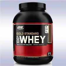 Optimum Nutrition, Gold Standard 100% Whey, Double Rich Chocolate, 5 lbs