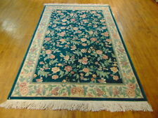 DECORATIVE HAND MADE ORIENTAL CHINESE OXFORD AREA RUG 6 X 9 LA643