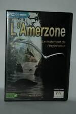 L'AMERZONE LE TESTAMENT DE L'EXPLORATEUR USATO OTTIMO PC CDROM VER FRA GD1 38402