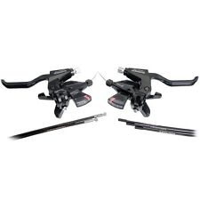 Comandos Cambio/Freno Shimano ACERA 3x8Speed Sx+Dx C/Cable ST-M310/SHIFT