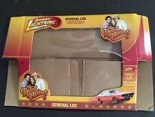 1:25 DUKES OF HAZZARD 1969 DODGE CHARGER GENERAL LEE BOX ONLY