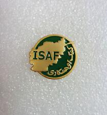 """Spilla/Pin da giacca Missione """"ISAF - AFGHANISTAN"""" - (Originale - Rarità)"""