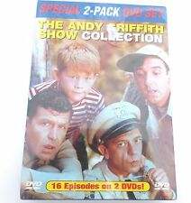 Special 2 Pack DVD Set The Andy Griffith Show Collection! 16 Episodes On 2 DVDs!