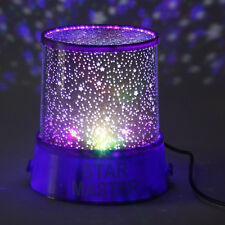 Amazing LED Starry Sky Star Master Night Light Projector Lamp Good Gifts