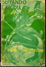 XC TRIESTE - 1926 - GASTONE BONIFACIO - BEFFANDO L'AUSTRIA -RARO)