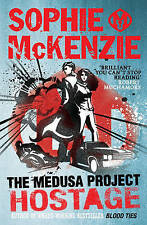 The Hostage (The Medusa Project), McKenzie, Sophie, New Book