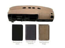 Buick SUEDE Dash Cover - Custom Fit - Available for Most Models - 3 Colors S1BK