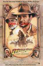 "Indiana Jones Last Crusade Poster 11"" x 17"" [ T1 ]"
