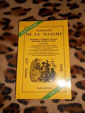 ALMANACH DE LA MANCHE 1994 - Manche Edition