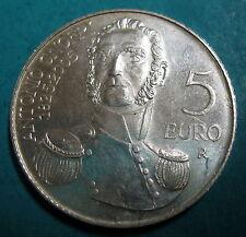 SAINT MARIN - 5 Euro 2005 Argent
