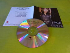 KAT DE LUNA - INSIDE OUT - SAMPLER !!!!! FRENCH PROMO CD!!!!!!!