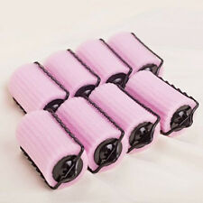 6pcs DIY Sponge Foam Magic Hair Styling Making Tool Roll Salon Roller Curler V