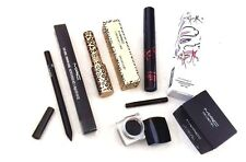 M.A.C.Eye Makeup Combo (Eye Gel Liner ,Eyeliner liquid , Eye kajal ,Mascara)
