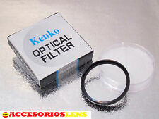FILTRO UV KENKO HOYA UV PROTECTOR DE 55 mm doble rosca UV HD