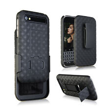 BLACKBERRY CLASSIC Q20 Verizon, AT&T, T-Mobile, Slim Case + BELT CLIP HOLSTER