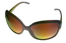 Esprit Sunglass Brown Fade Fashion Rectangle, Brown Gradient Lens 19352 535