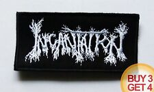 INCANTATION W PATCH,BUY3GET4,AUTOPSY,NUNSLAUGHTER,DEATH METAL,VITAL REMAINS,NILE