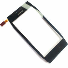 100% Genuine Nokia X7-00 digitizer touch screen glass panel+front surround+frame