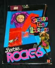 1986  Barbie and the Rockers Concert Tour Fashions CLOTHES SET BRAND NEW NIB HTF
