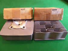 PAIR OF NEW YAMAHA TD3 CYLINDER HEADS CLASSIC LEGENDS KART TR3 TZ 250 350