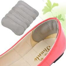 Heel Grips Shoe Liner Back Anti Slip New Smooth Leather Gripper Anti Friction