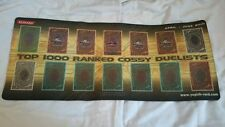 Yu-Gi-Oh ! Tapis/Playmat Top 1000 Ranked Cossy Duelists 2010 !
